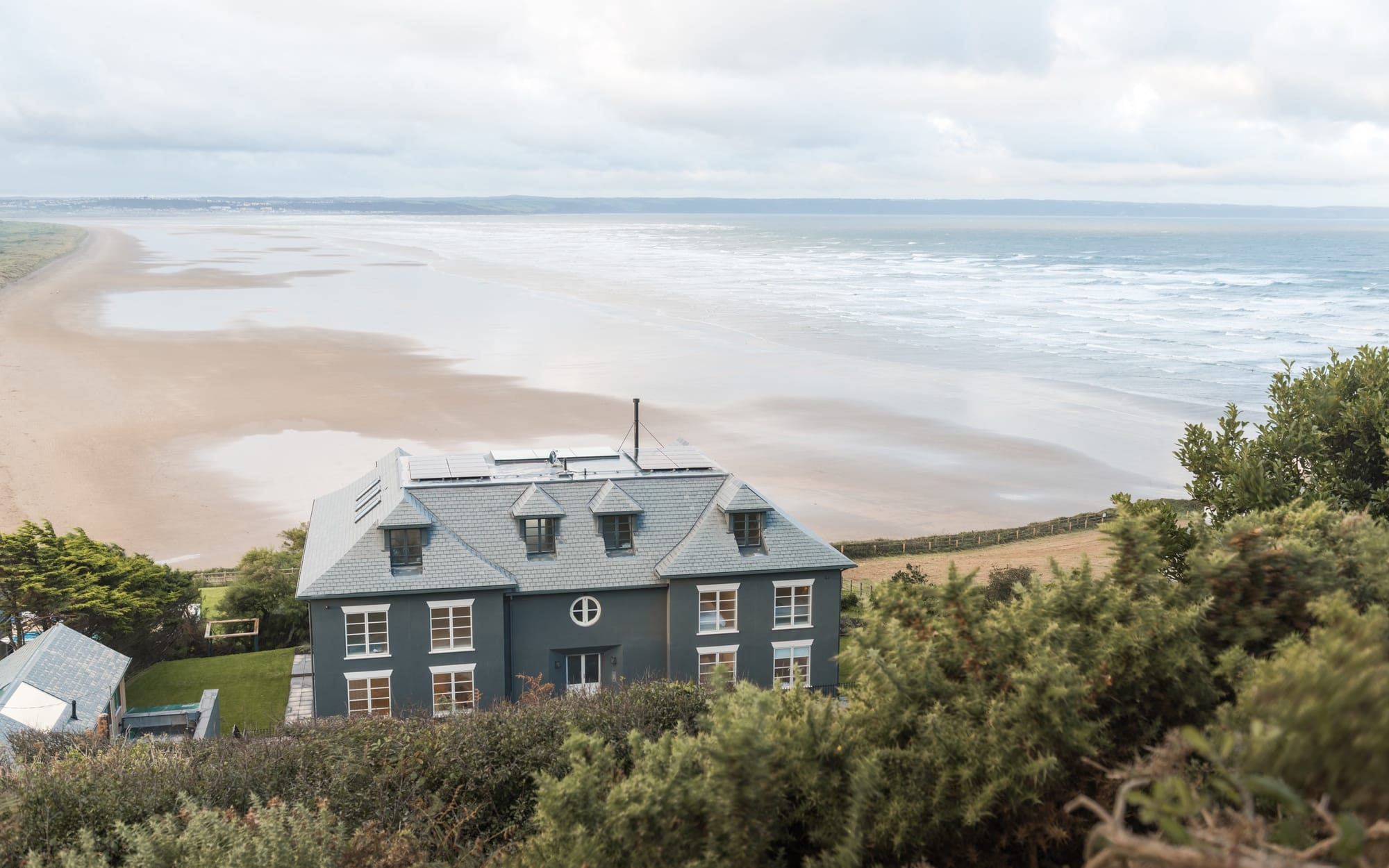 The Chalet Saunton Luxury Self Catering Apartments In