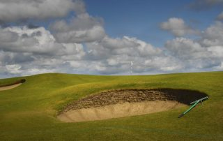 Golf at Saunton Golf Club Near The Chalet