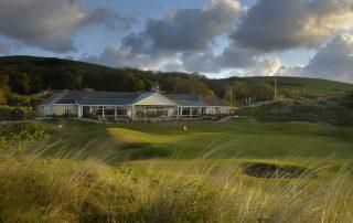 Golf Retreat at Saunton Club Near The Chalet