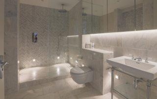 bathroom in Apartment 5