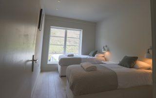 bedroom in apartment 5