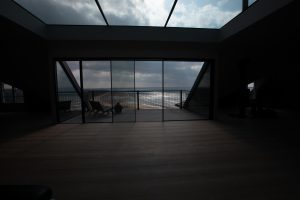 balcony and view at The Penthouse