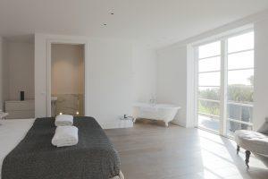 bedroom in apartment 1